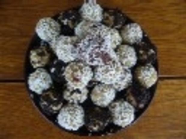 Snack: Joghurt-Powerbällchen - Rezept - Bild Nr. 3