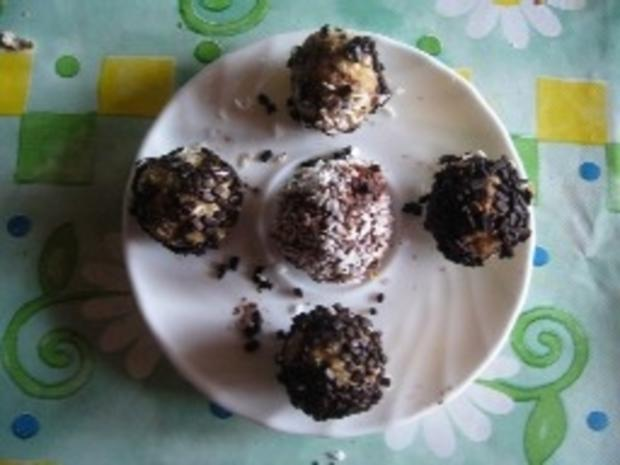 Snack: Joghurt-Powerbällchen - Rezept - Bild Nr. 7