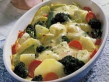 Gemüseauflauf - Rezept