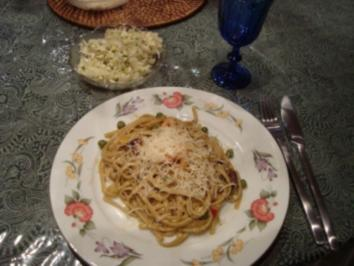 *danes Spezial - Spaghetti a la Alexandra - Rezept