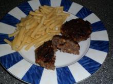 Nuss-Hamburger - Rezept