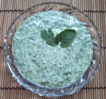 Minz-Chutney – indisch - Rezept