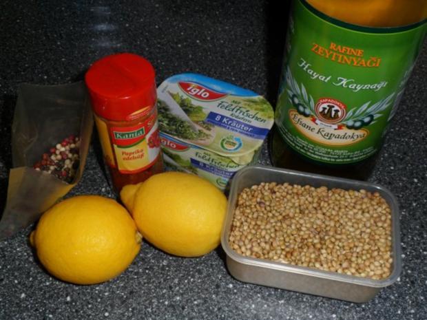 Mittelmeer Marinade für Fisch - Rezept - Bild Nr. 2