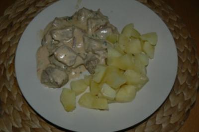 SCHARFES Putengulasch - Rezept