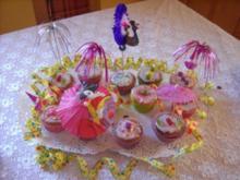 """""""Geburtstags""""-Muffins - Rezept"""