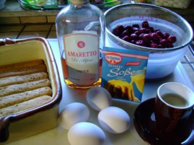 Dessert: Kirsch-Vanille-Tiramisu - Rezept - Bild Nr. 5
