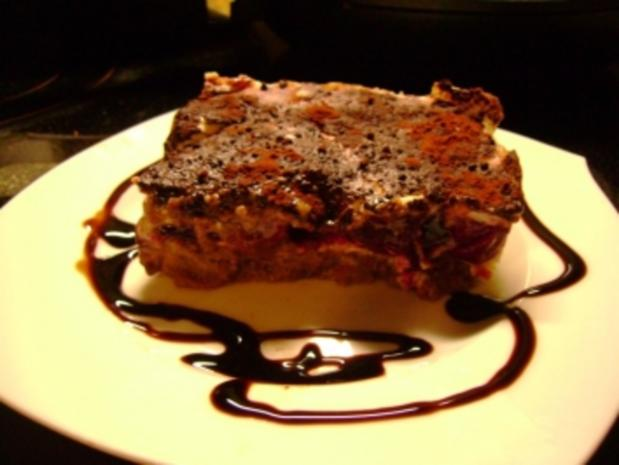 Dessert: Kirsch-Vanille-Tiramisu - Rezept