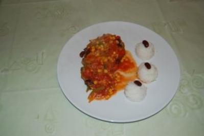 Rezept: Schnitzel Mexiko