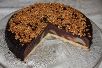 24 Schoko Birnen Kuchen Rezepte Kochbar De