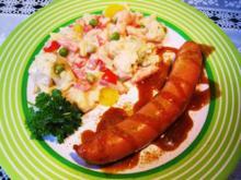 Russischer Gemüse-Salat - Rezept