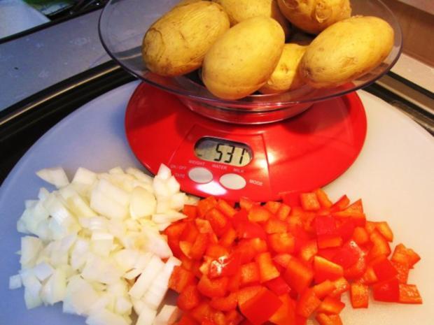 Russischer Gemüse-Salat - Rezept - Bild Nr. 2