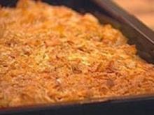 Cornflakes-Butterkuchen - Rezept