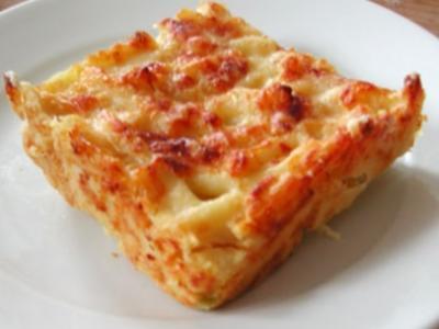 Maccaroni and Cheese - Rezept