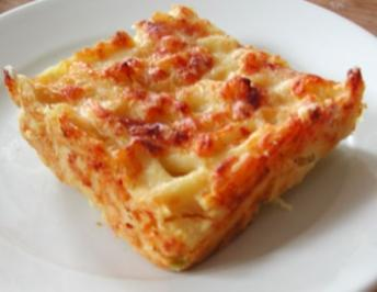 Rezept: Maccaroni and Cheese