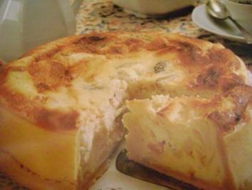 Rezept: Käse oder Quarkkuchen