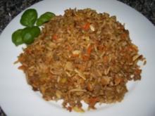 Nasi-Goreng - Rezept