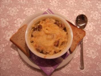 Käsespätzle-Suppe - Rezept