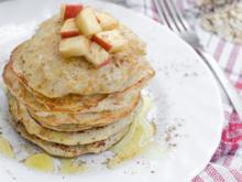 Apfelpfannkuchen - Rezept - Bild Nr. 2