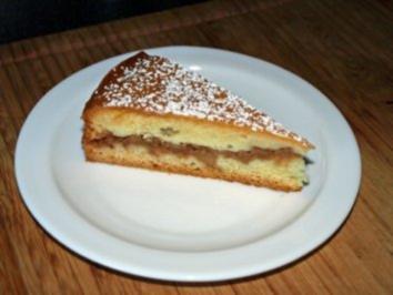 Kuchen: Badischer Apfelkuchen - Rezept