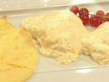 Mascarpone-Mousse mit Orangenhippe a la Kleeberg - Rezept