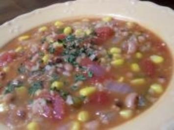 Gemüse- Jambalaya - Rezept