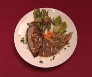 Knuspriger Rinderbraten nach Art meiner schwäbischen Mutter (Holger Weinert) - Rezept
