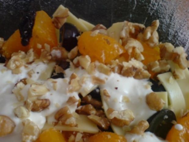 Fruchtiger Partysalat - Rezept