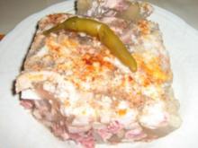 Pihtije - Schweine Sulze - Rezept