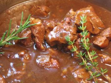 Guinnes -Stew - Rezept