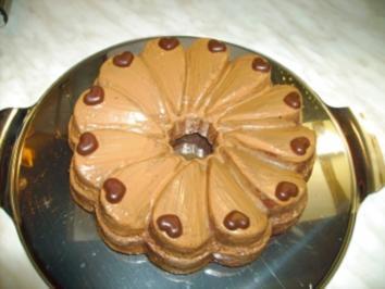 Rezept: Sahnelikör-Kuchen