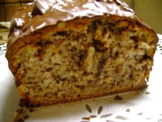 Bananen-Rührkuchen - Rezept - Bild Nr. 2