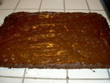 Kekse  -  Schokoladenwürfel (Brownies) - Rezept