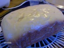Zitronenkuchen aus dem BBA - Rezept
