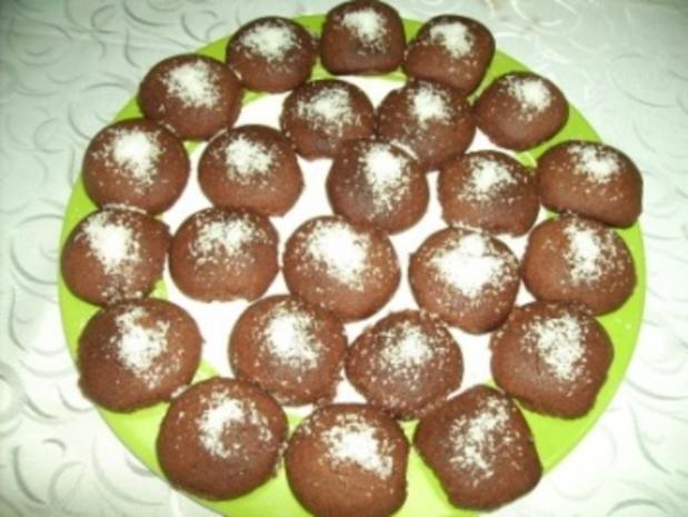 Nasser Keks - Rezept