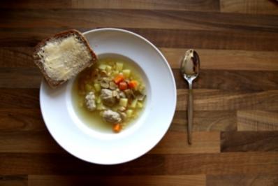 Super Suppe - Rezept