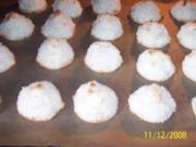 Kokos-Makronen - Rezept