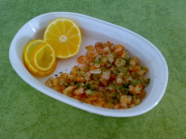 Zitronensaft mit Knoblauchrezept zur Gewichtsreduktion