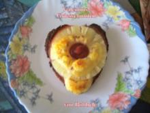 Hauptspeise süß: Valentins Griesschnitten Hawai - Rezept