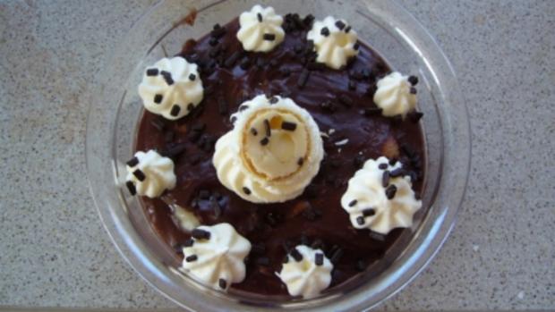 Dessert: Schokello-Pudding - Rezept - Bild Nr. 4