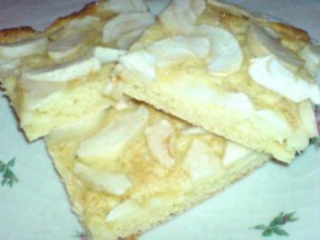 Quarkkuchen mit Lausitzer Leinöl - Rezept