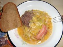 Podvarak - Sauerkraut Eintopf - Rezept