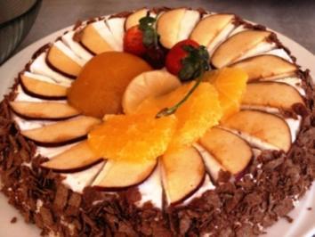 Quark Cornflakes Torte - Rezept