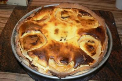 Mein Bratapfelkuchen - Rezept