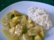 """Schweinefleisch """"Curry"""" - Rezept"""