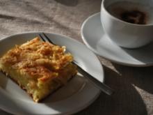 Mandel-Becherkuchen - Rezept