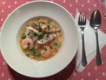 Fischsuppe - Rezept