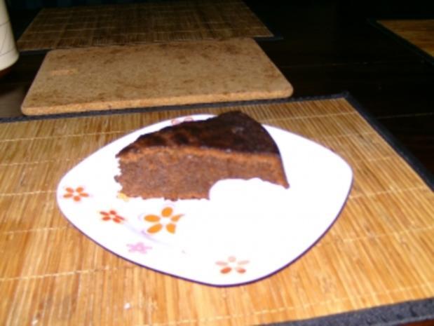 Schoko - Eierlikörkuchen mit Pfiff - Rezept - Bild Nr. 2