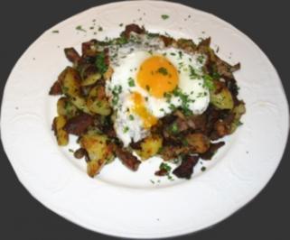 Original Tiroler Gröstl - Rezept