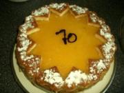 Torte : Maracuja-Torte - Rezept