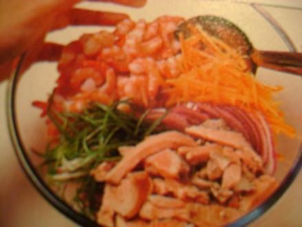 Salat: Thai Schweinebraten - Salat - Rezept - Bild Nr. 4